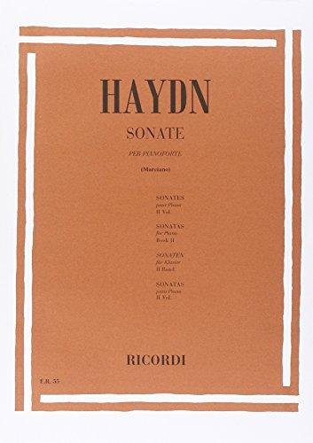 9780041800555: HAYDN - Sonatas Completas Vol.2 para Piano (Marciano)