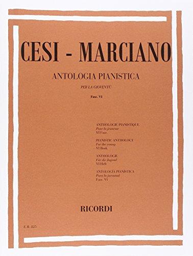 9780041808254: Antologia Pianistica Per La Giovent´ - Fasc. Vi