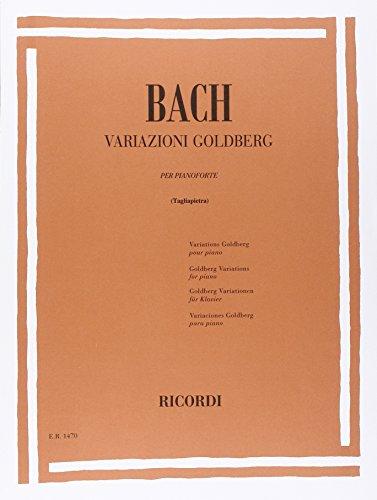 9780041814705: VARIAZIONI GOLDBERG BWV 988