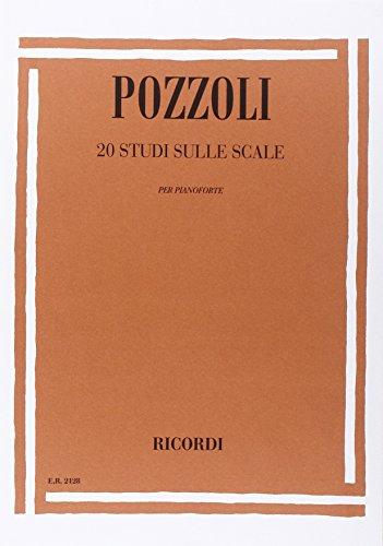 9780041821284: 20 Studi Sulle Scale Piano