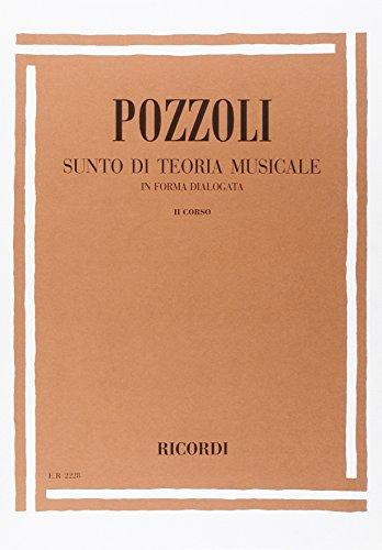 9780041822281: SUNTO DI TEORIA MUSICALE IN FORMA DIALOGATA