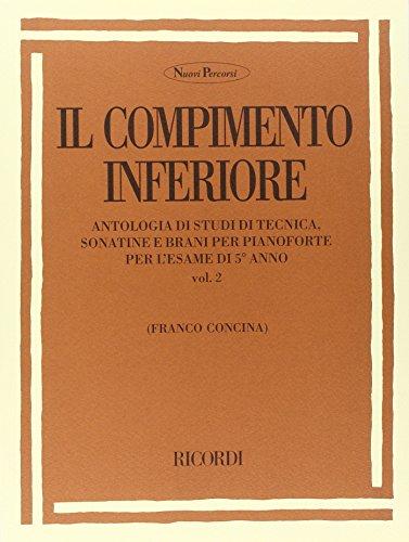 9780041829280: IL COMPIMENTO INFERIORE. VOLUME II