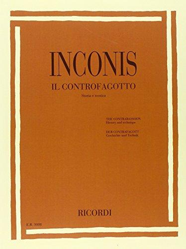 9780041830088: The contrabassoon - il contrafagotto basson