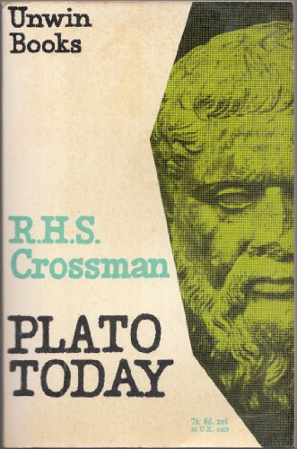 9780041840025: Plato Today (U.Books)