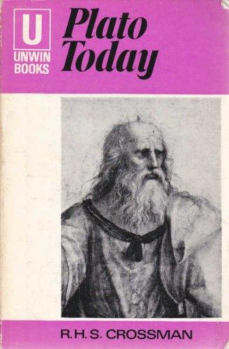 9780041840056: Plato Today.