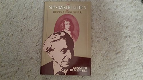 9780041900088: The Spinozistic Ethics of Bertrand Russell