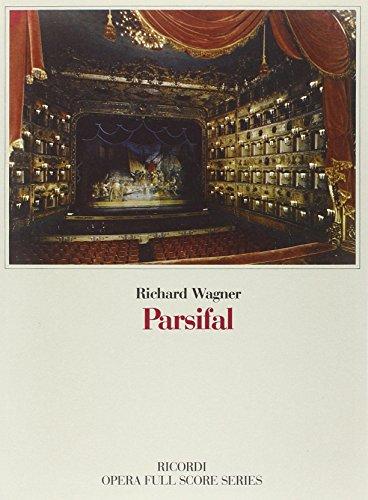 9780041901801: Parsifal