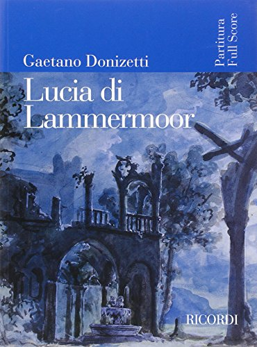 9780041913811: LUCIA DI LAMMERMOOR