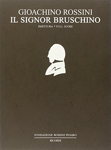 9780041913989: Il Signor Bruschino