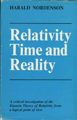 9780041920215: Relativity, Time and Reality