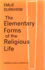 analysis of durkheims the elementary forms Sacred and profane  you can read more about durkheim's theory of religion by reading the elementary forms of religious life in the social theory re-wired reader.