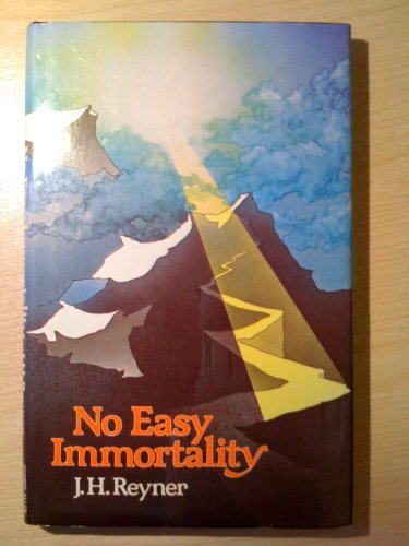 9780042000329: No Easy Immortality