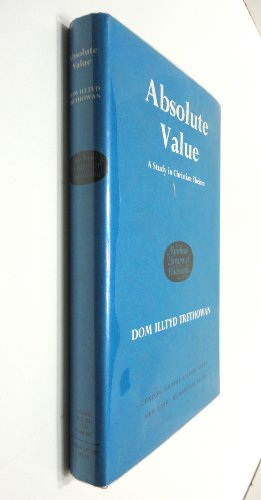 9780042310022: Absolute Value: Study in Christian Theism (Muirhead Library of Philosophy)