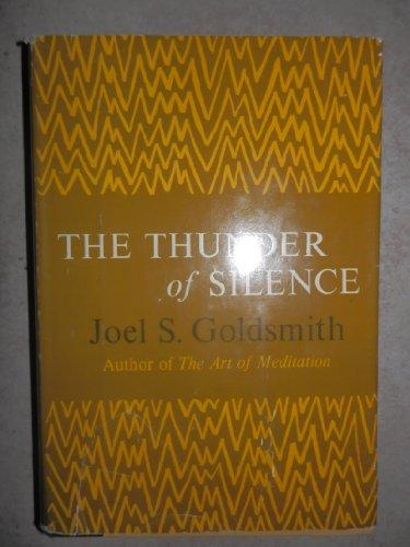 9780042400051: Thunder of Silence