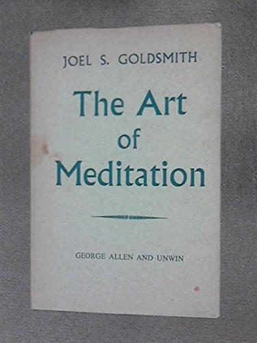 9780042480039: Art of Meditation