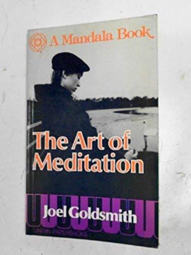 9780042480107: The Art of Meditation (Mandala Books)