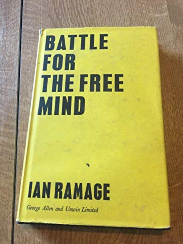 9780042530048: Battle for the Free Mind