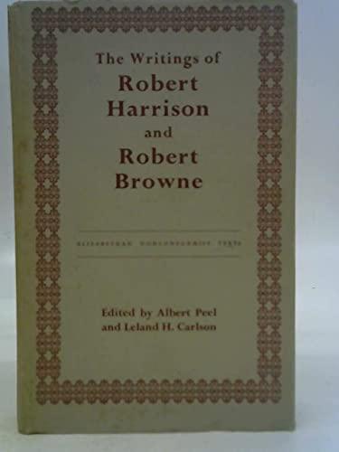 9780042740027: Writings (Elizabethan Nonconformist Texts)