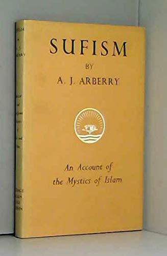 9780042790015: Sufism (Ethical & Religious Classics of E.& W.)