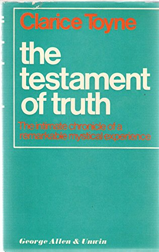 Testament of Truth: Toyne, Clarice