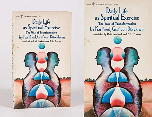 9780042910062: The Way of Transformation: Daily Life as Spiritual Exercise (English and German Edition)
