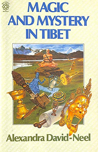 9780042910192: Magic and Mystery in Tibet (Mandala Books)