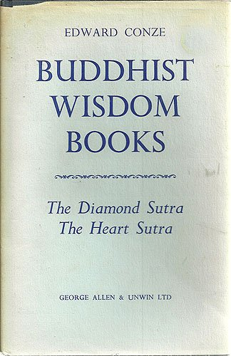 "9780042940106: Buddhist Wisdom Books: Containing ""The Diamond Sutra"" and ""The Heart Sutra"""
