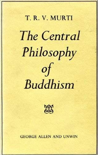 9780042940335: Central Philosophy of Buddhism