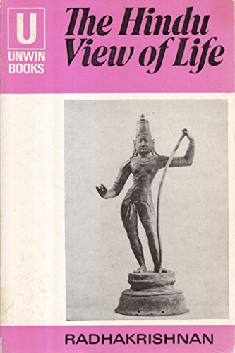 9780042940458: Hindu View of Life (U.Books)