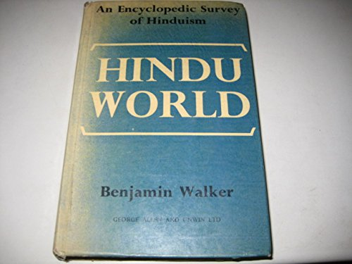 9780042940571: Hindu World: Encyclopaedic Survey of Hinduism