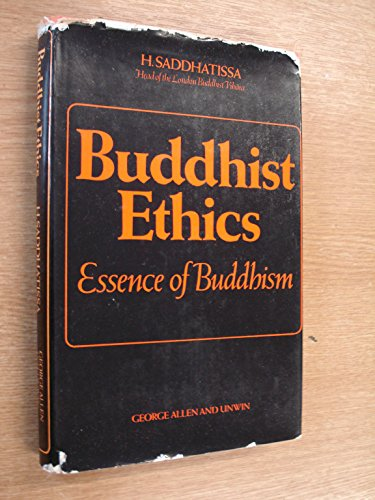 9780042940656: Buddhist Ethics: The Path to Nirvana