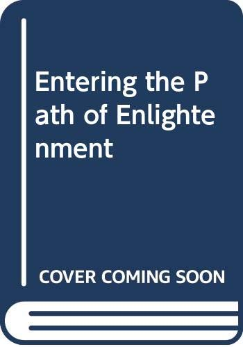 9780042940724: Entering the Path of Enlightenment (Collection of representative works: Indian series / Unesco)