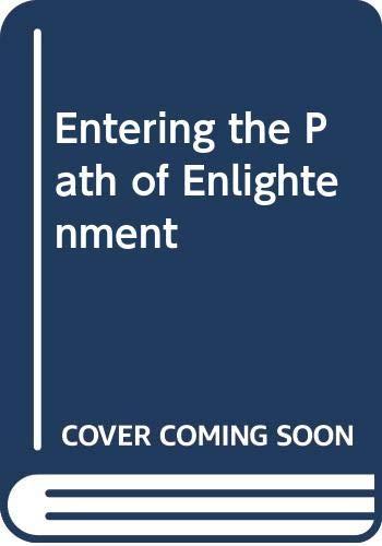 9780042940724: Entering the Path of Enlightenment: The Bodhicaryavatara of the Buddhist Poet Santideva