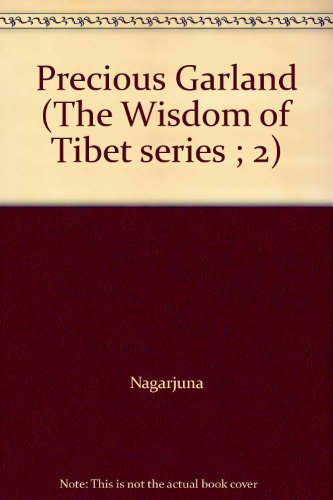 9780042940885: Precious Garland (The Wisdom of Tibet series ; 2)