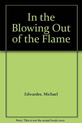 9780042940922: In the Blowing Out of the Flame