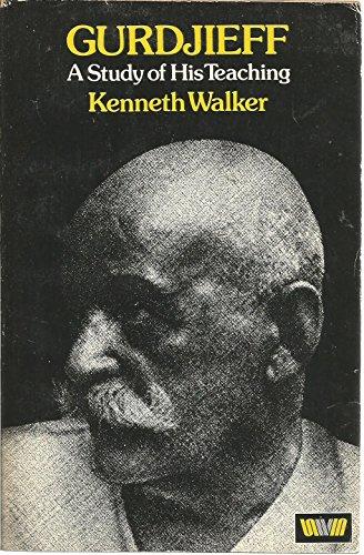 9780042941066: Gurdjieff a Study of His Teaching