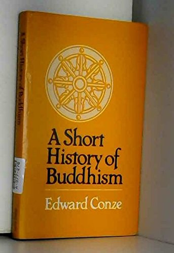 9780042941097: Short History of Buddhism