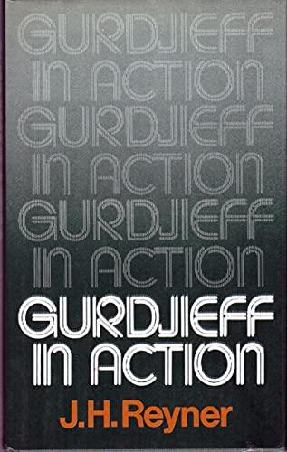 9780042941172: Gurdjieff in Action