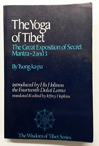 9780042941196: The Yoga of Tibet (The wisdom of Tibet series)