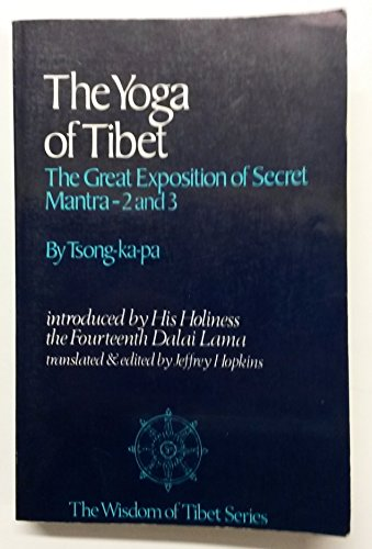 9780042941196: The Yoga of Tibet (The wisdom of Tibet series)