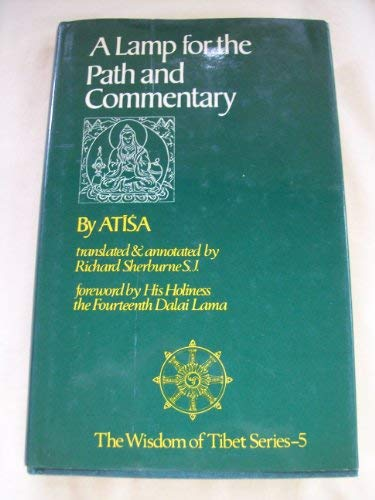 9780042941240: A Lamp for the Path and Commentary (Wisdom of Tibet, 5)