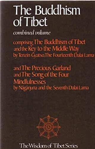 9780042941271: Buddhism of Tibet and the Precious Garland (The wisdom of Tibet series)