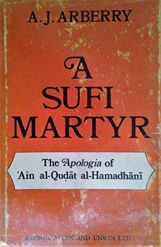 9780042970202: A Sufi Martyr
