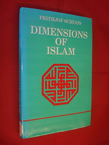 9780042970219: Dimensions of Islam