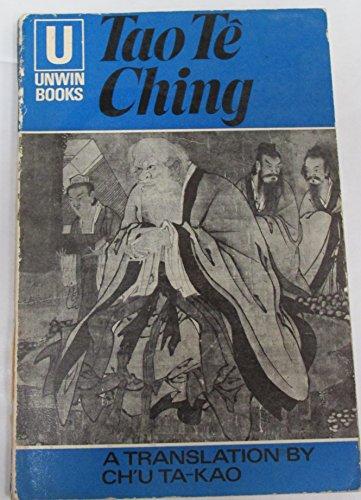 9780042990057: Tao Te Ching (Unwin books)