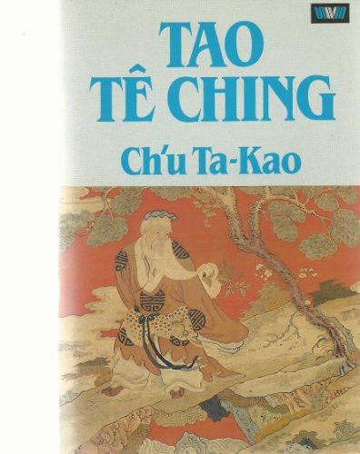 9780042990118: Tao Te Ching
