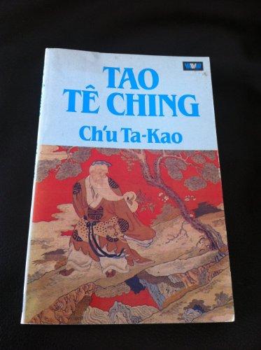 9780042990125: Tao Te Ching
