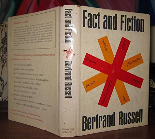 Fact and Fiction: Russell, Bertrand