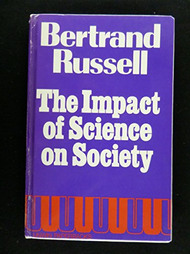 9780043000632: Impact of Science on Society