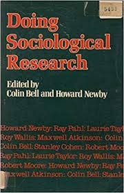 9780043000717: Doing Sociological Research Pb